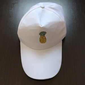 Dad Hat Baseball Hat Lid New Pineapple Design